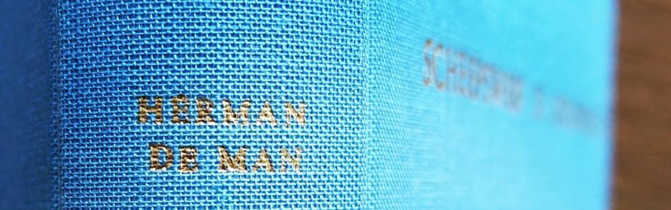 Boekselen met Herman de Man